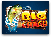 Игровой автомат Big Catch в казино Вулкан