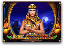 Riches Of Cleopatra – игровой автомат онлайн в казино Вулкан
