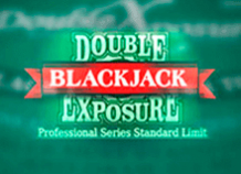 Double Exposure Blackjack Pro (Блэкджек Двойное Открытие)